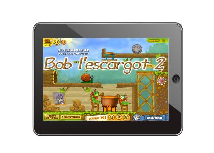 Bob l escargot 2 jeux pour tablette - Jeux gratuits bob l escargot ...