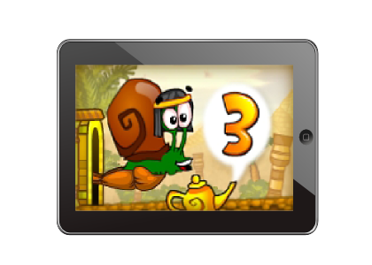 Bob l escargot 3 jeux pour tablette - Bob lescargot ...