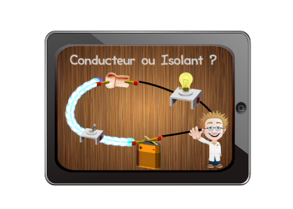 Conducteur ou isolant ?