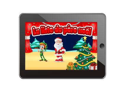 Jeux Pour Noel.La Tournée Du Père Noël Jeux Pour Tablette